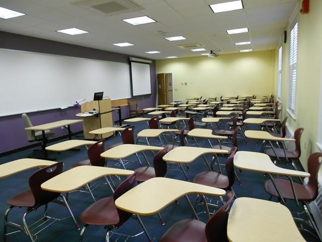 Standard Classrooms 183 Stonehill College