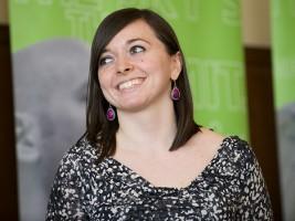Ashley Robinson, Stonehill Scholar