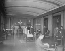 Donahue Hall Lobby