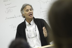 Religious Studies Professor Gregory Shaw