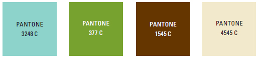 Secondary PANTONE Colors