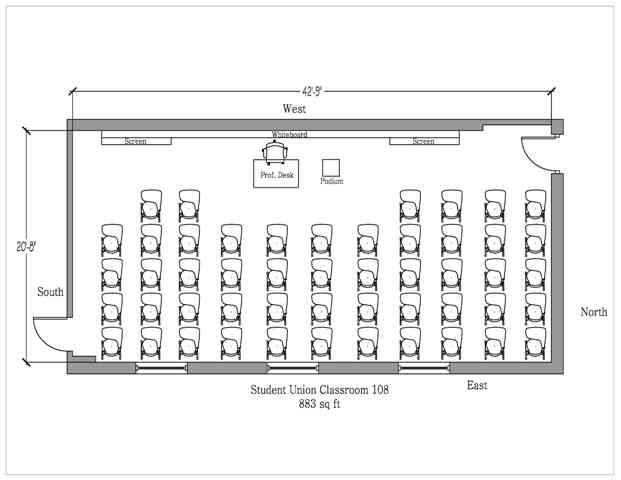 Elementary Classroom Design Standards : Classroom floor plan layout templates