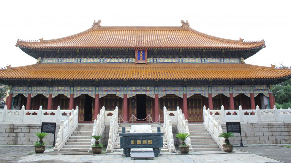 China, Imperial Palace