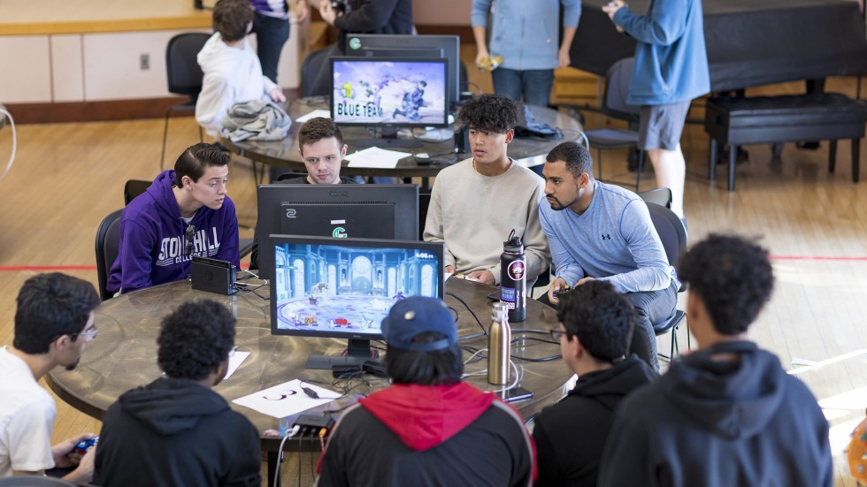 Gaming Club at Stonehill