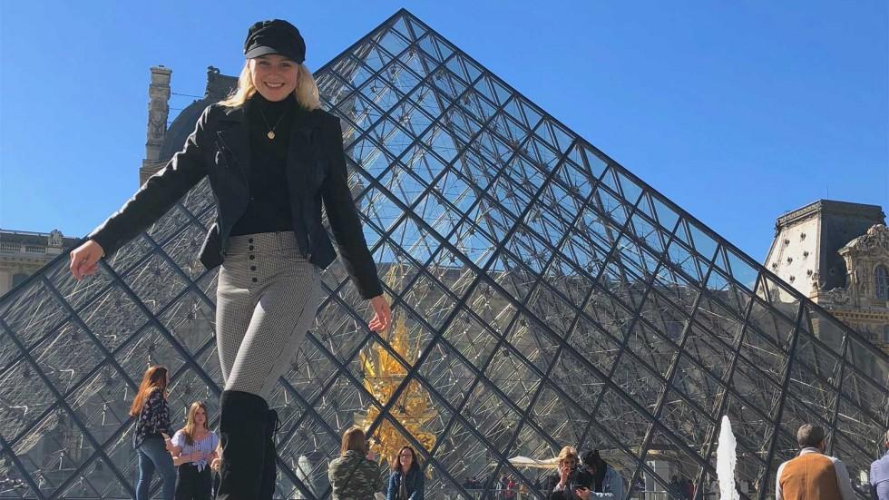 Madison Ward '20, Semester Abroad in Paris, France