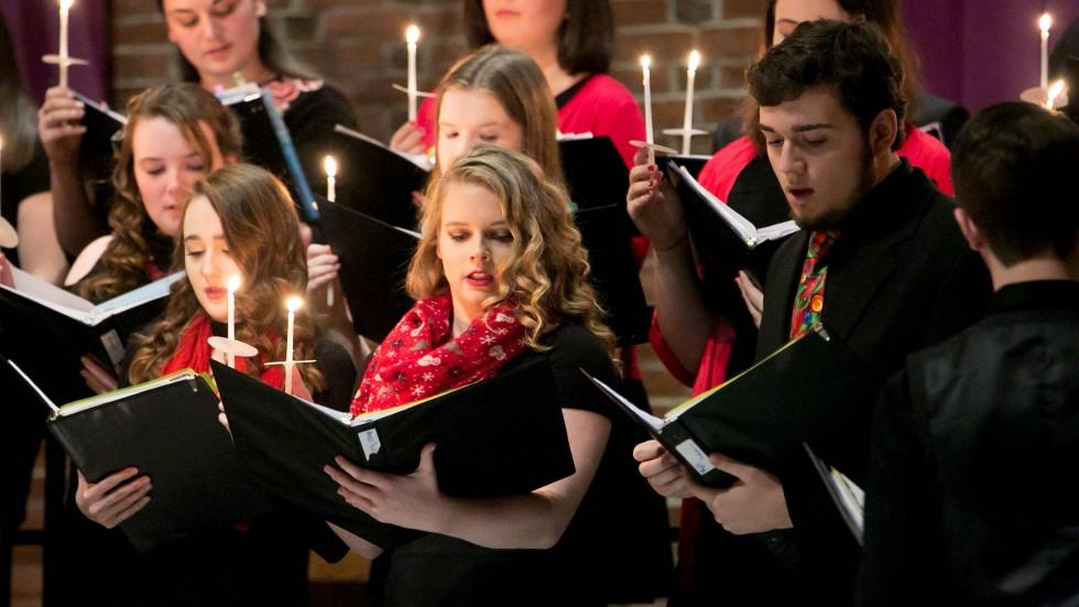 Stonehill College Choir