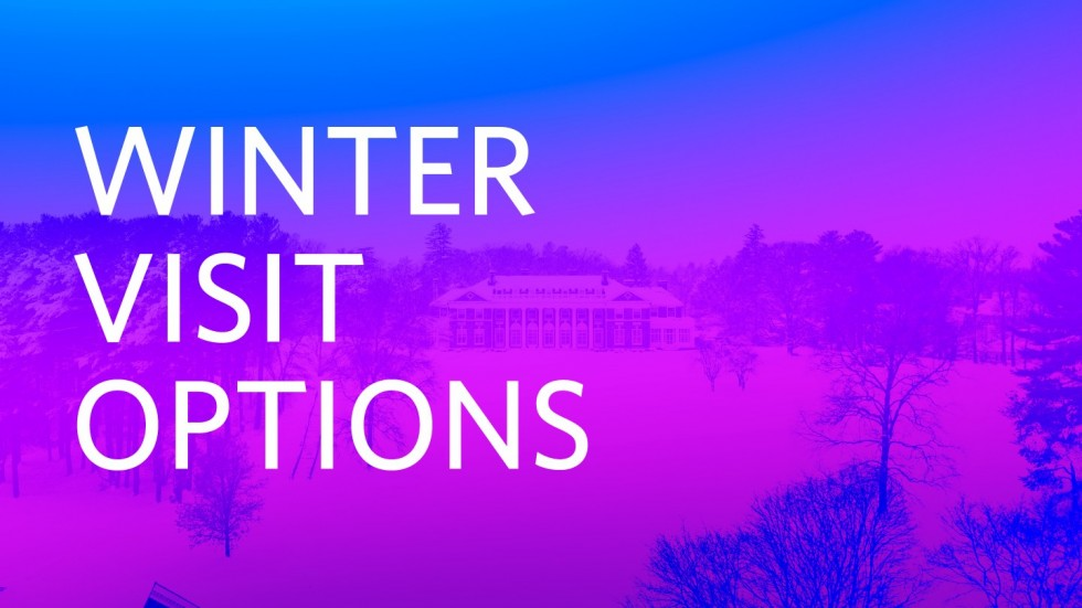 Winter Visit Options at Stonehill