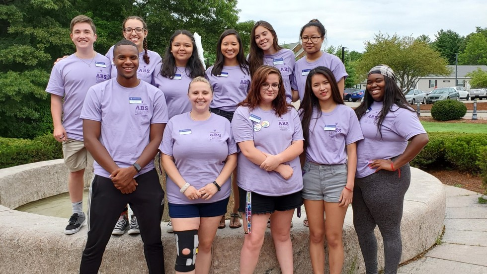 Students from A Brighter Stonehill