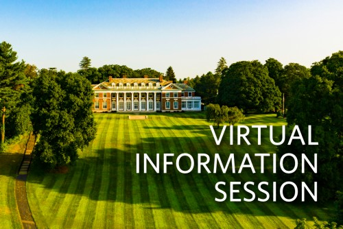 Virtual Admission Information Session - Picture of Donahue Hall at Stonehill College