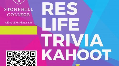 Reslife Trivia Kahoot