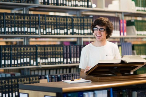 Joe D'Amore '16 spends the summer performing undergraduate research