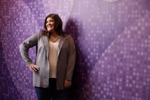 Photo of Liz Abramo at Athenahealth