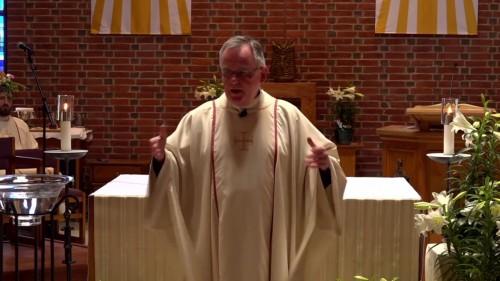 Fr. John Denning Easter Homily