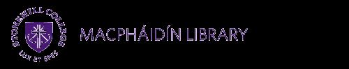 MacPháidín Library