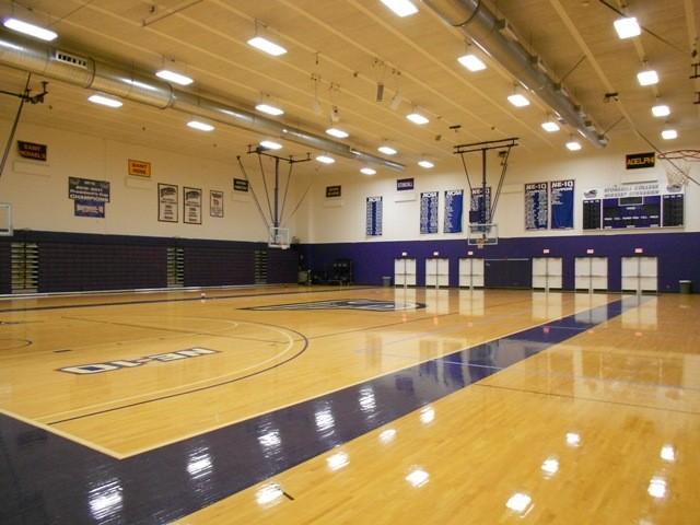 Merkert Gymnasium 183 Stonehill College