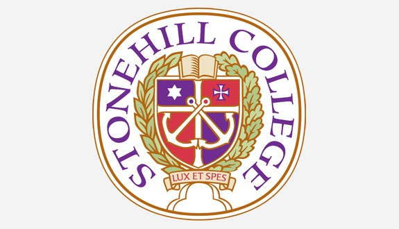 College Seal · Stonehill College