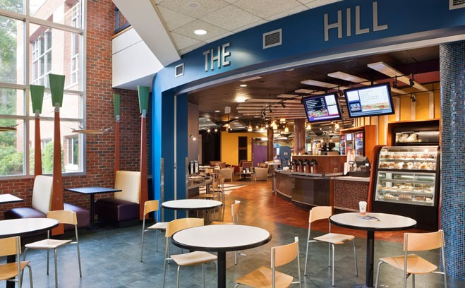 The Hill · Stonehill College