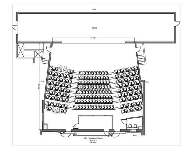 Hemingway Theatre · Stonehill College