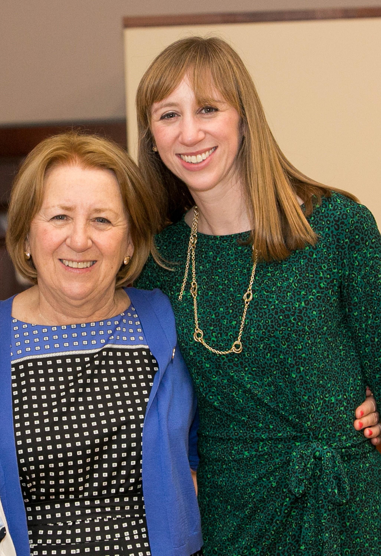 Liz Hayden and her daughter, Elizabeth