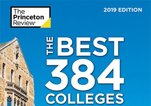 Stonehill Lauded by Princeton Review as Top College