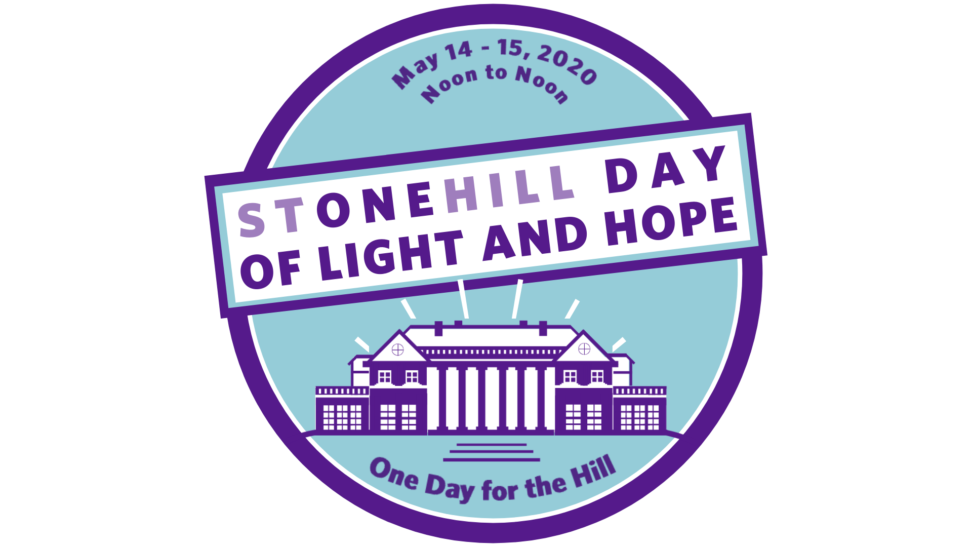 Stonehill Day of Light and Hope Logo