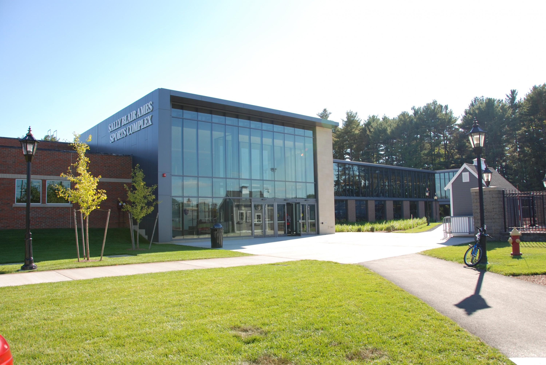 Sally Blair Ames Sports Complex
